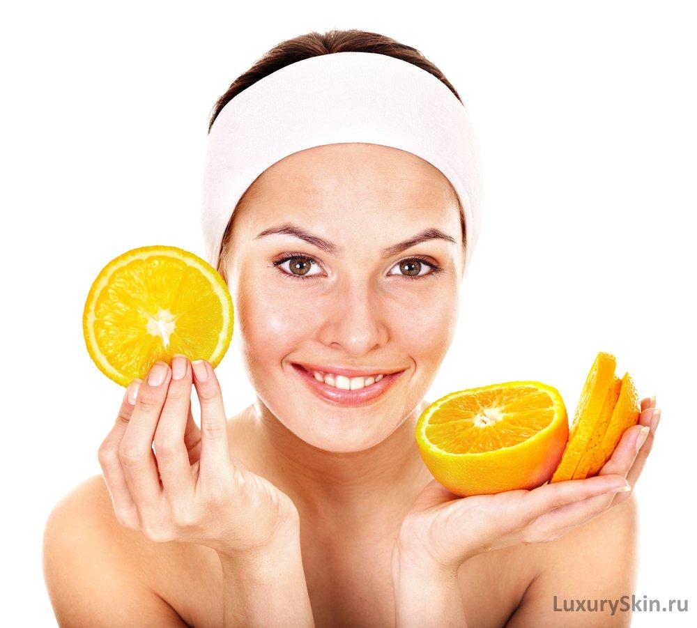 Масло сладкого апельсина для волос
